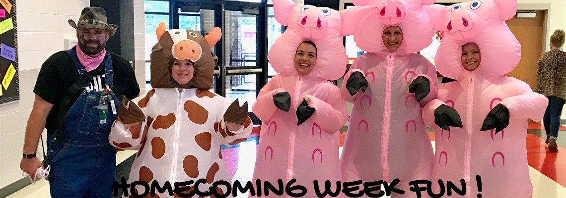 Homecoming Week Fun