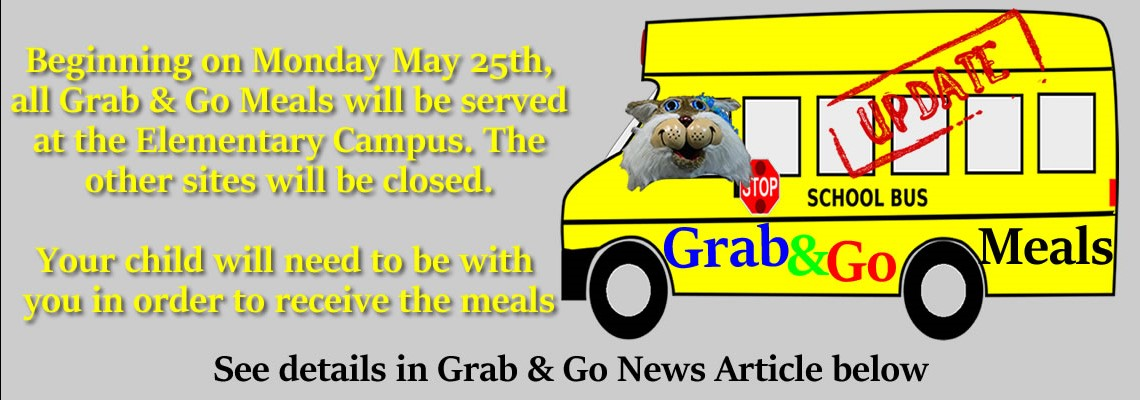 Update to Grab & Go Meals. See News Article Below