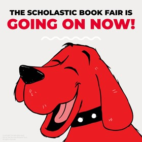 fall book fair going on now