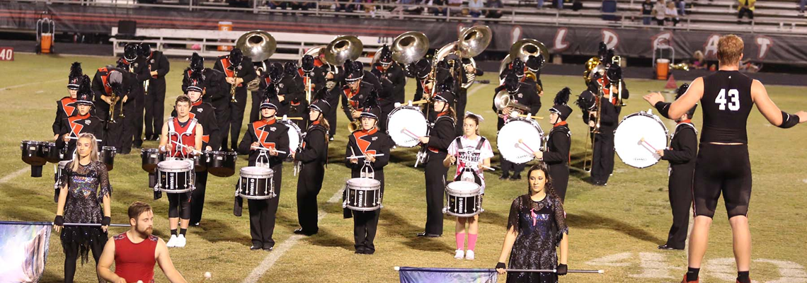 Kirbyville HS Band