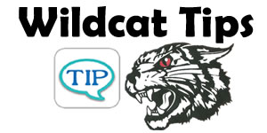 Wildcat Tips Logo