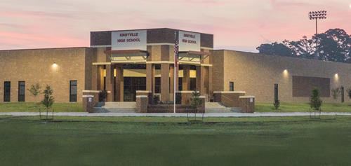 Kirbyville High School Photo